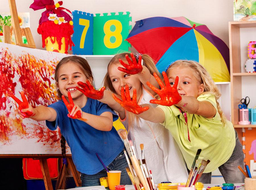 7 τρόποι για να ενισχύσουμε την δημιουργικότητα των παιδιών μας!
