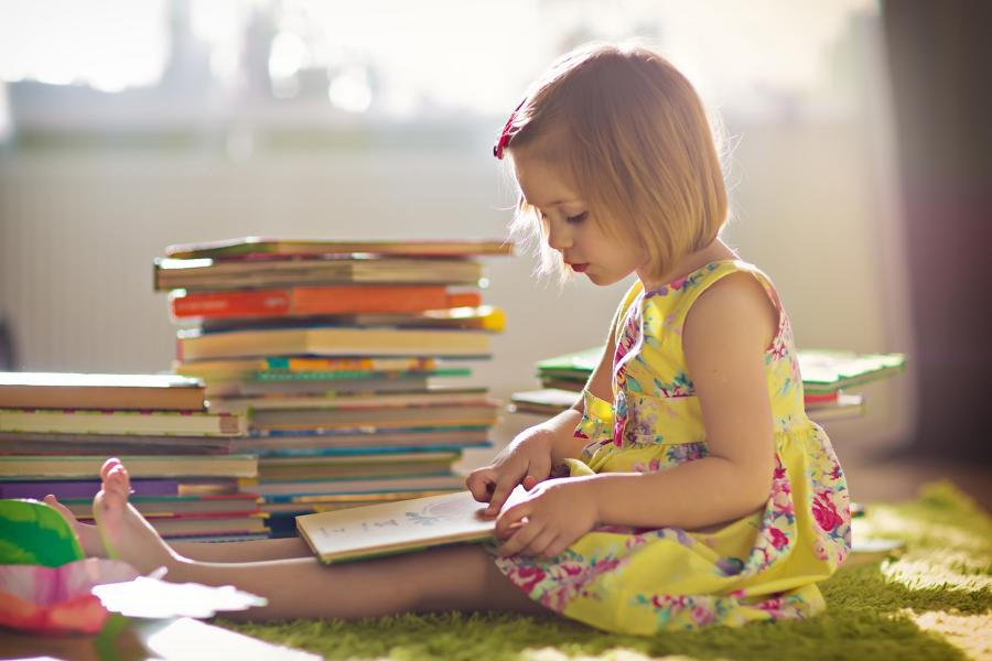 Ο ρόλος των βιβλίων στα παιδιά προσχολικής ηλικίας